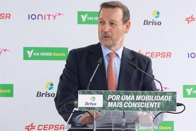 José Aramburu, responsable de crecimiento internacional del área comercial de Cepsa.