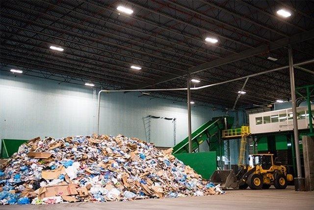 Planta de reciclaje de FCC en Dallas