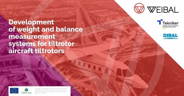 Innovative weight and balance measurement system for Tiltrotor