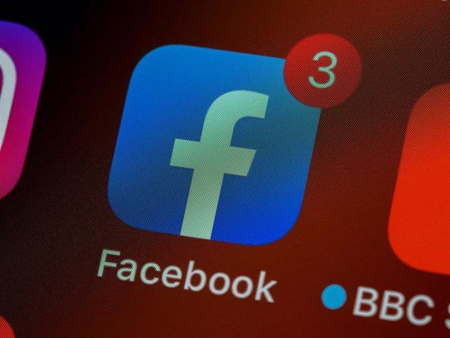 Archivo - Aplicación de Facebook