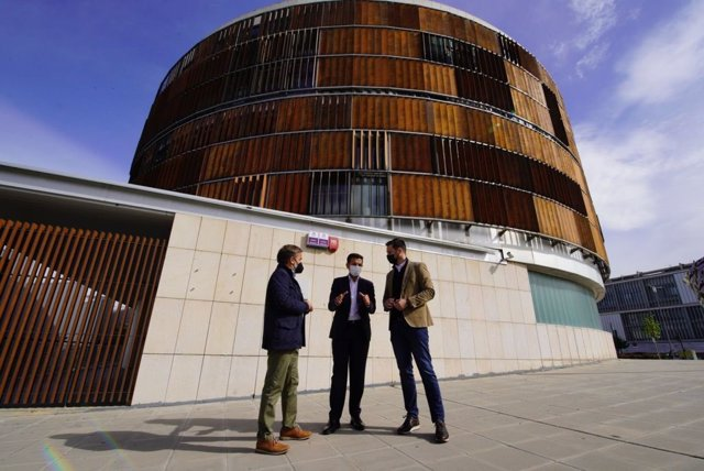 Reunión del PSOE en el PTS