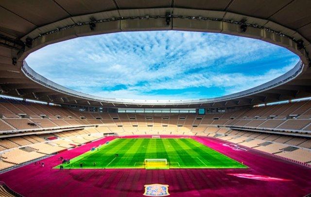 Archivo - Andalucía acogerá 24 partidos de las selecciones masculina, femenina y sub-21 de fútbol en los próximos años.