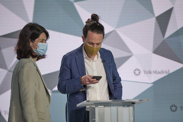 Isa Serra; conversa con Pablo Iglesias