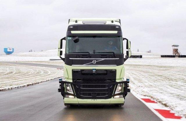 Vehículo de Volvo Group.