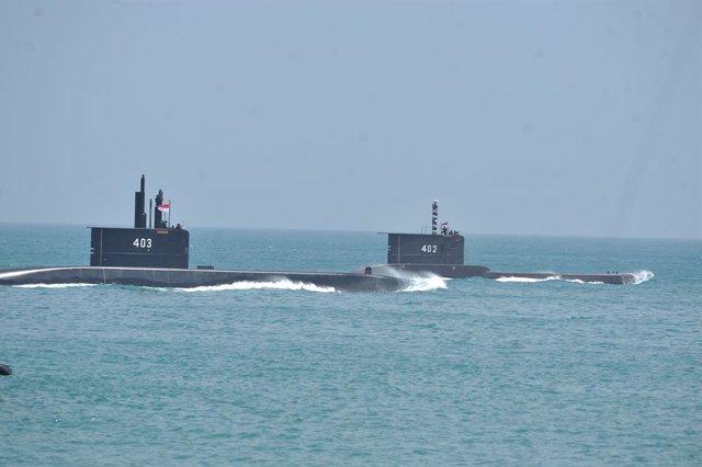 Arxiu - Submarins a Indonèsia.