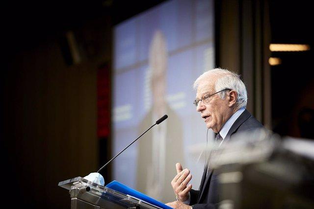 Archivo - Josep Borrell.
