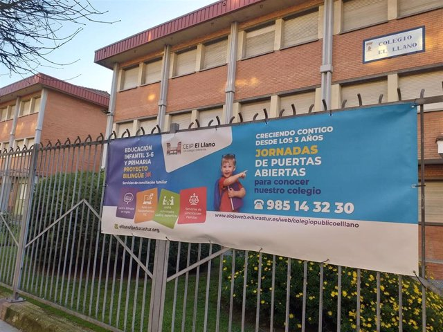 Jornadas puertas abiertas en colegios de Asturias