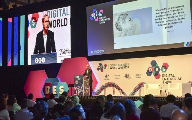 """""""Next Generation Funds Summit"""" De DES2021"""