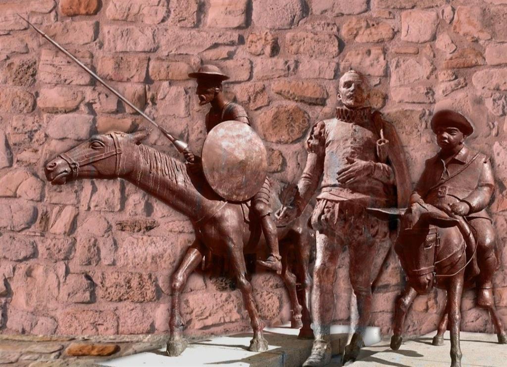 """La primera versión china del 'Quijote' ve la luz en español """"sin Dios"""" y con médicos en vez de curas"""