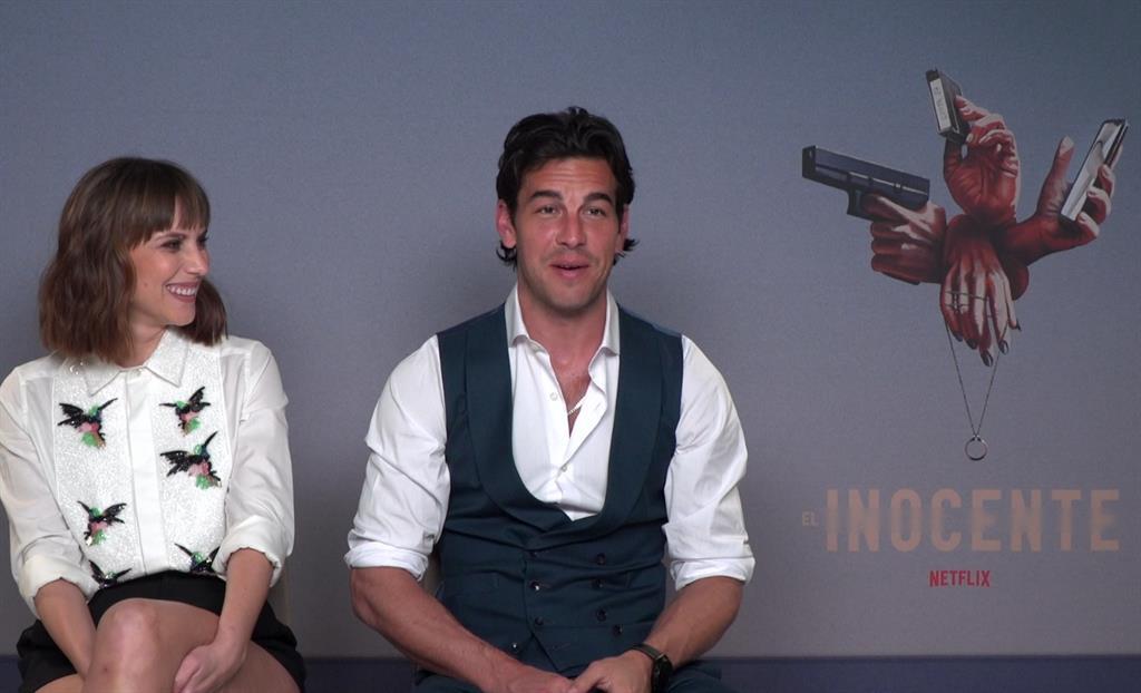 """Mario Casas protagoniza 'El inocente' la """"laberíntica"""" serie de Netflix:""""Tras el Goya no están llamando más a mi puerta"""""""