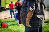 Foto: Tener barriga aumenta el riesgo de enfermedad cardíaca aunque el IMC no indique obesidad