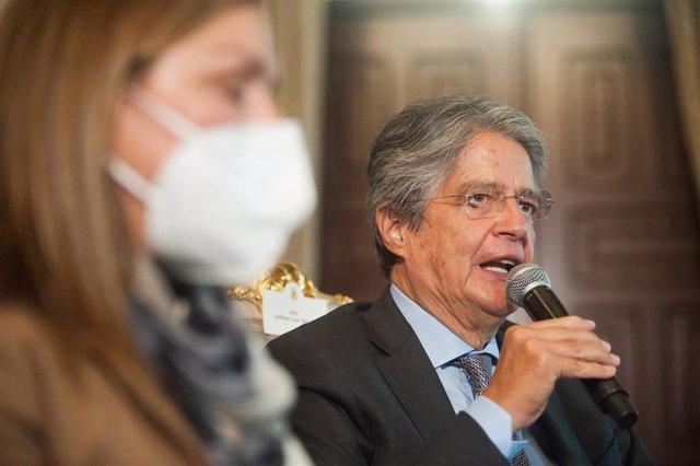 El presidente electo de Ecuador, Guillermo Lasso.