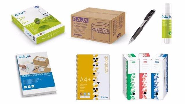 Nuevos productos marca RAJA