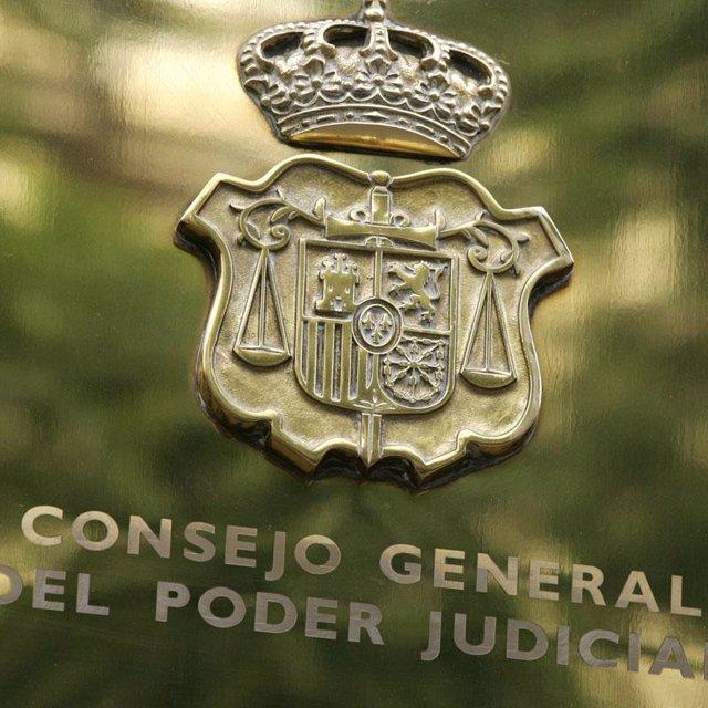 Archivo - Arxiu - El Consell General del Poder Judicial.