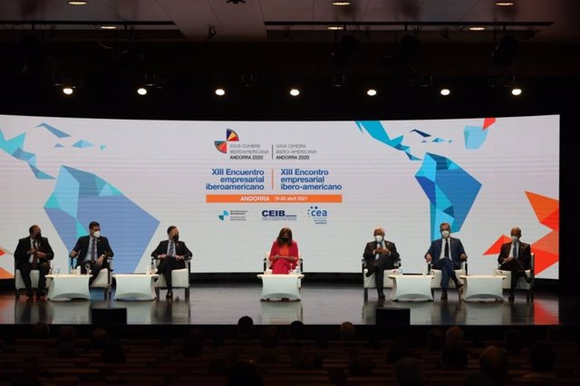 El Encuentro Empresarial Iberoamericano de Andorra reúne más de 4.000 participantes