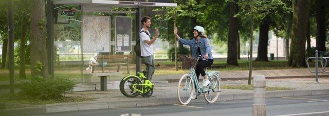 Movilidad sostenible Decathlon, bici, bicicleta