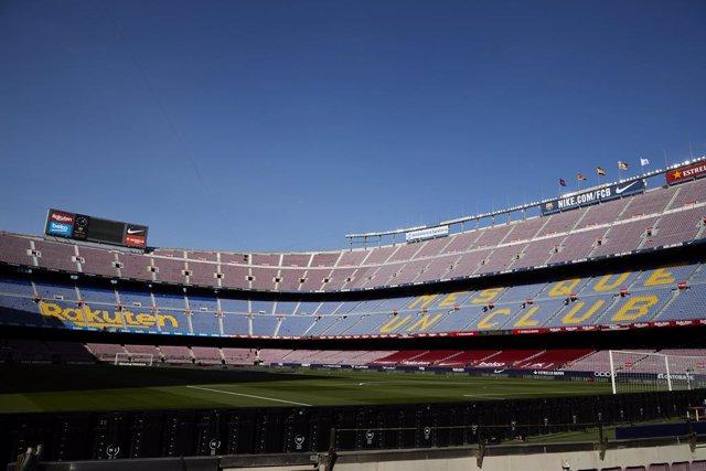 Archivo - Camp Nou