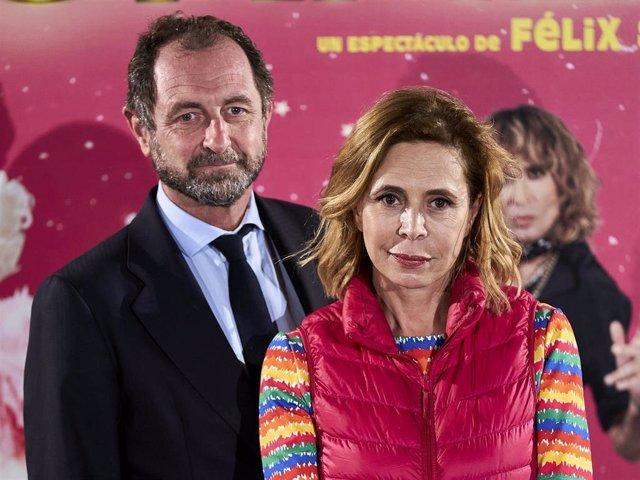 LUIS GASSET Y ÁGATHA RUIZ DE LA PRADA