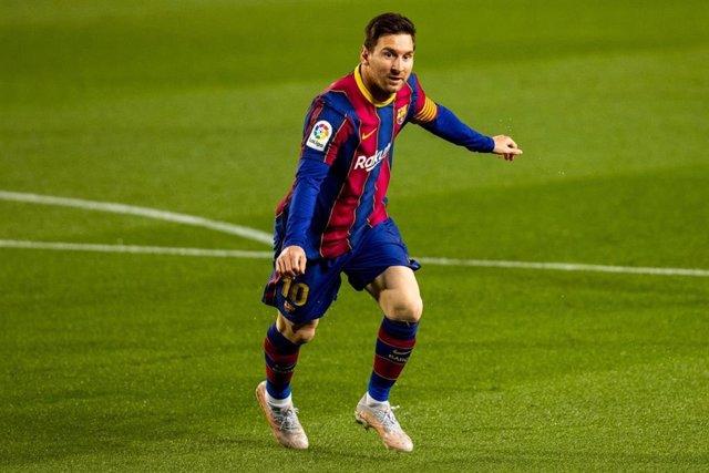 Leo Messi, Barça - Getafe