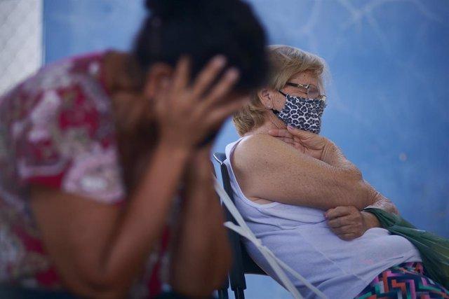 Archivo - Confinamiento total en Araraquara.