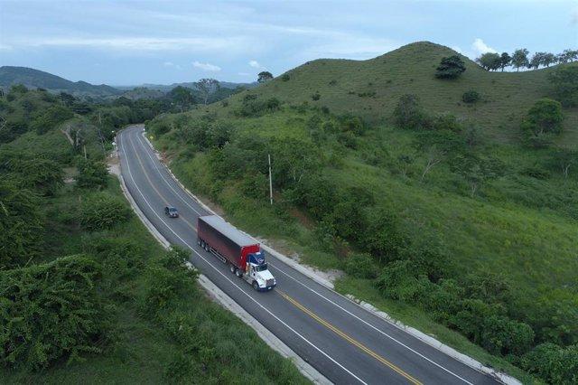 Carretera Montes de María, en Colombia, de Sacyr