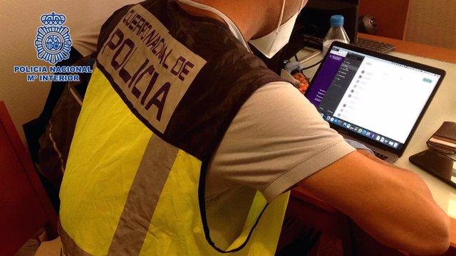 Foto recurso de la Policía Nacional
