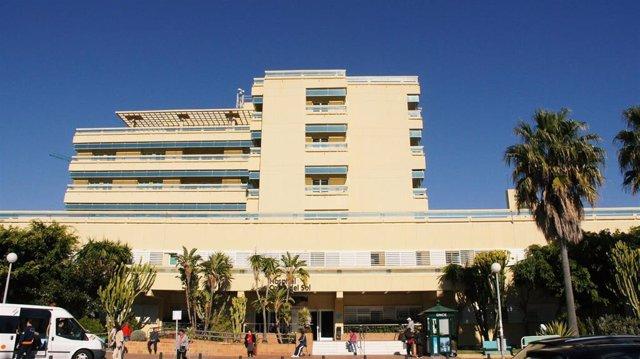 Archivo - Fachada Hospital Costa del Sol