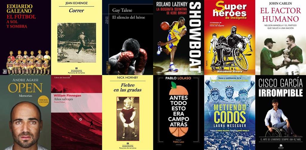 El Deporte en el Día del Libro
