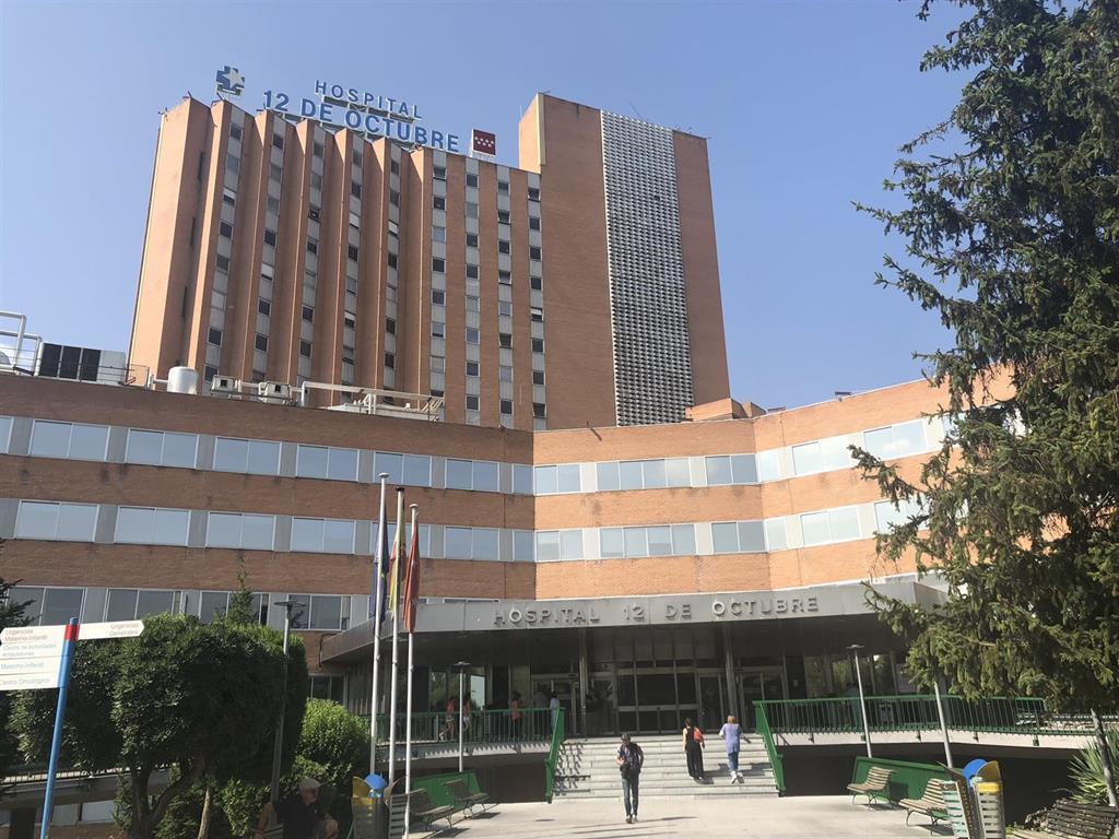 Realizan en Madrid la extracción de un trombo cerebral al paciente más pequeño del mundo