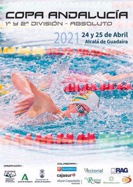 Cartel de la Copa Andalucía que se disputa este fin de semana en Alcalá de Guadaíra (Sevilla).
