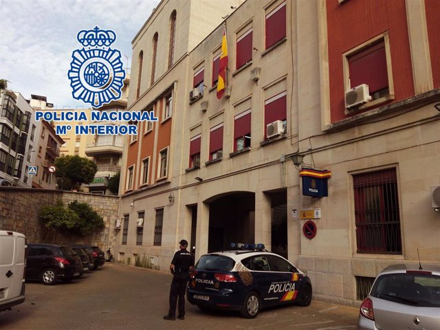 Archivo - La localización corrió a cargo de agentes de la Comisaría de Jaén capital
