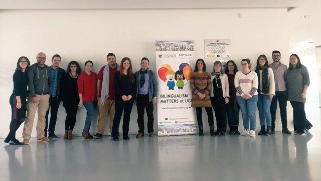 Autores del estudio de la Universidad de Granada.