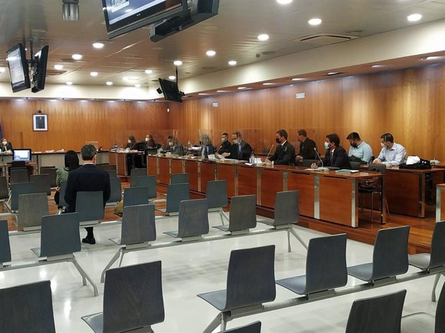 Segundo juicio con jurado por la muerte de un joven que medió en una pelea en Málaga