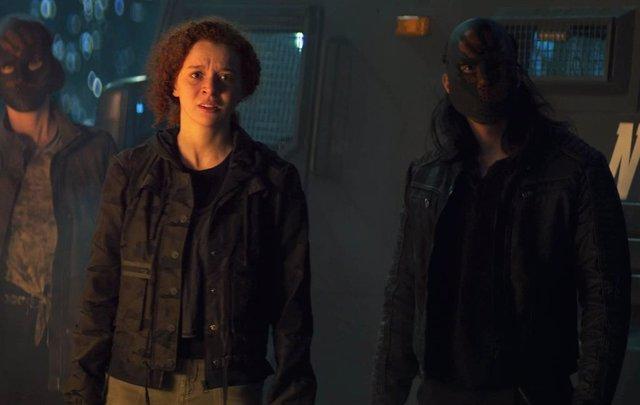 Karli Morgenthau (Erin Kellyman) en el final de Falcon y el Soldado de Invierno: ¿Quién es el Agente de Poder?