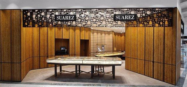 Boutique de joyería Suárez en El Corte Inglés
