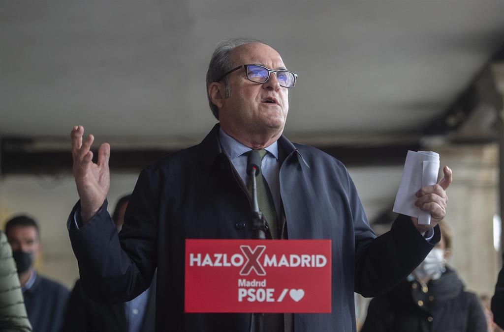 El PSOE espera que las últimas polémicas con Vox movilicen el voto progresista en Madrid