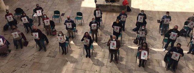 Presentació de la campanya #BATEGUEMAMBELVALENCIÀ