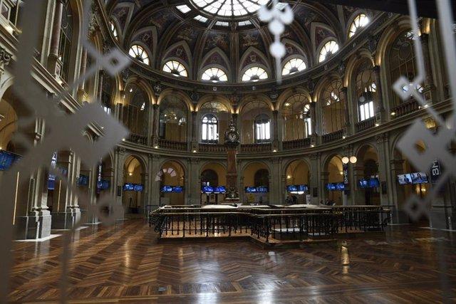 Archivo - Bolsa de Madrid