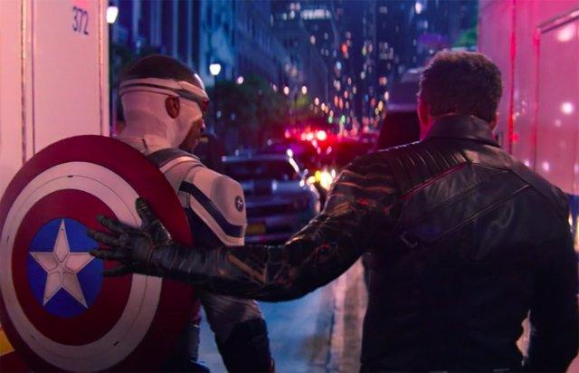 El final de Falcon y el Soldado de Invierno confirma quién es el nuevo Capitán América del Universo Marvel