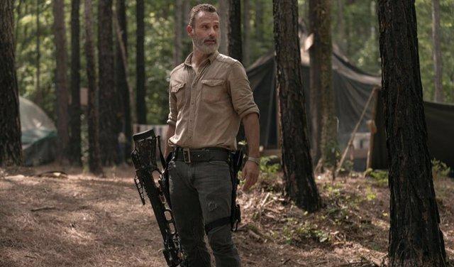 Archivo - Rick Grimes en The Walking Dead