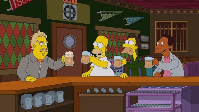 Archivo - La temporada 32 de Los Simpson ya tiene fecha de estreno en Disney+