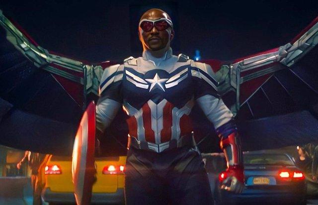 Capitán América 4 ya está en marcha