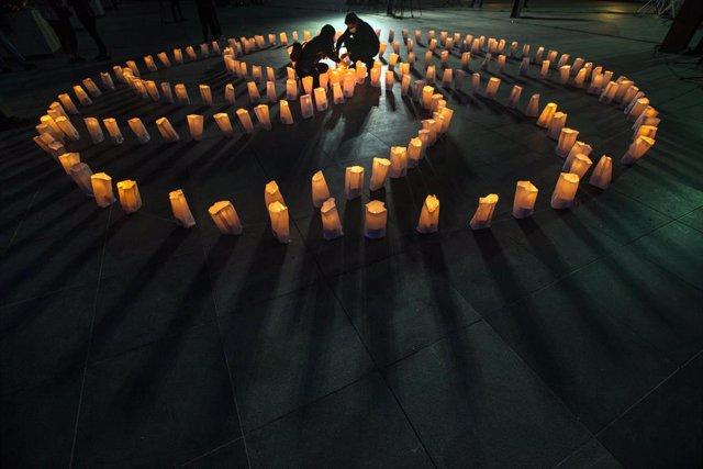 Imatge d'arxiu del Memorial per Armènia al Líban