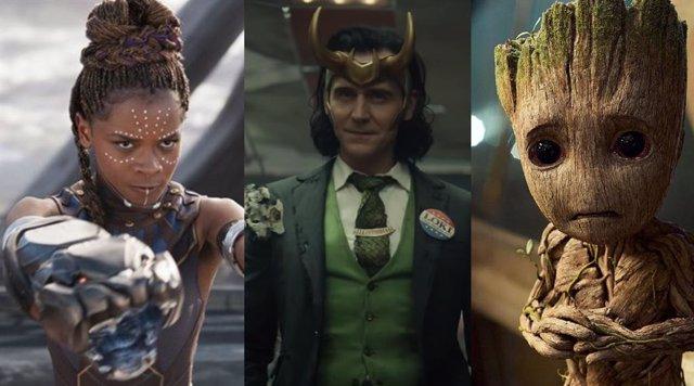 Las series de Marvel que llegarán tras Falcon y Soldado de Invierno