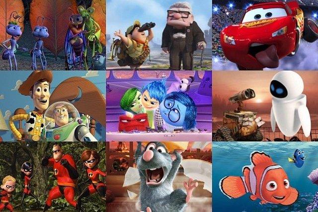 Archivo - Películas Pixar
