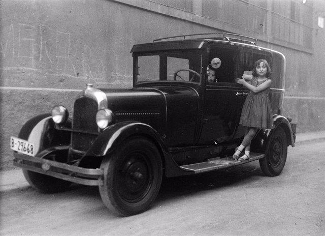 Archivo - Arxivo - Una de les imatges que es presentaran en l'exposició itinerant 'Relats revelats'