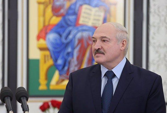 Archivo - Arxiu - El president de Bielorússia, Aleksandr Lukaixenko