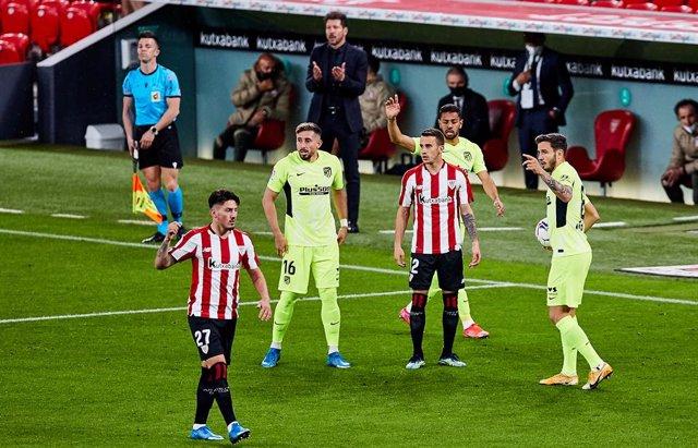 Athletic Club - Atlético de Madrid