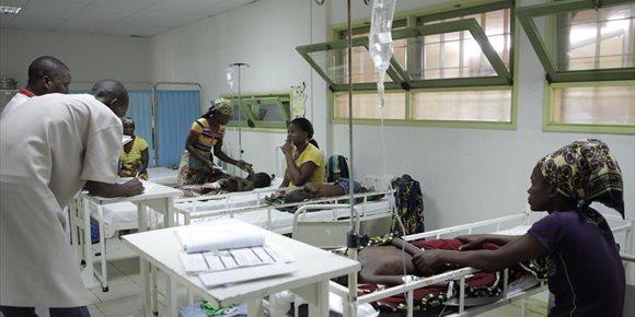 1. Una vacuna candidata contra la malaria logra una eficacia del 75%