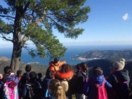 El parc natural del Cap de Creus (Girona)